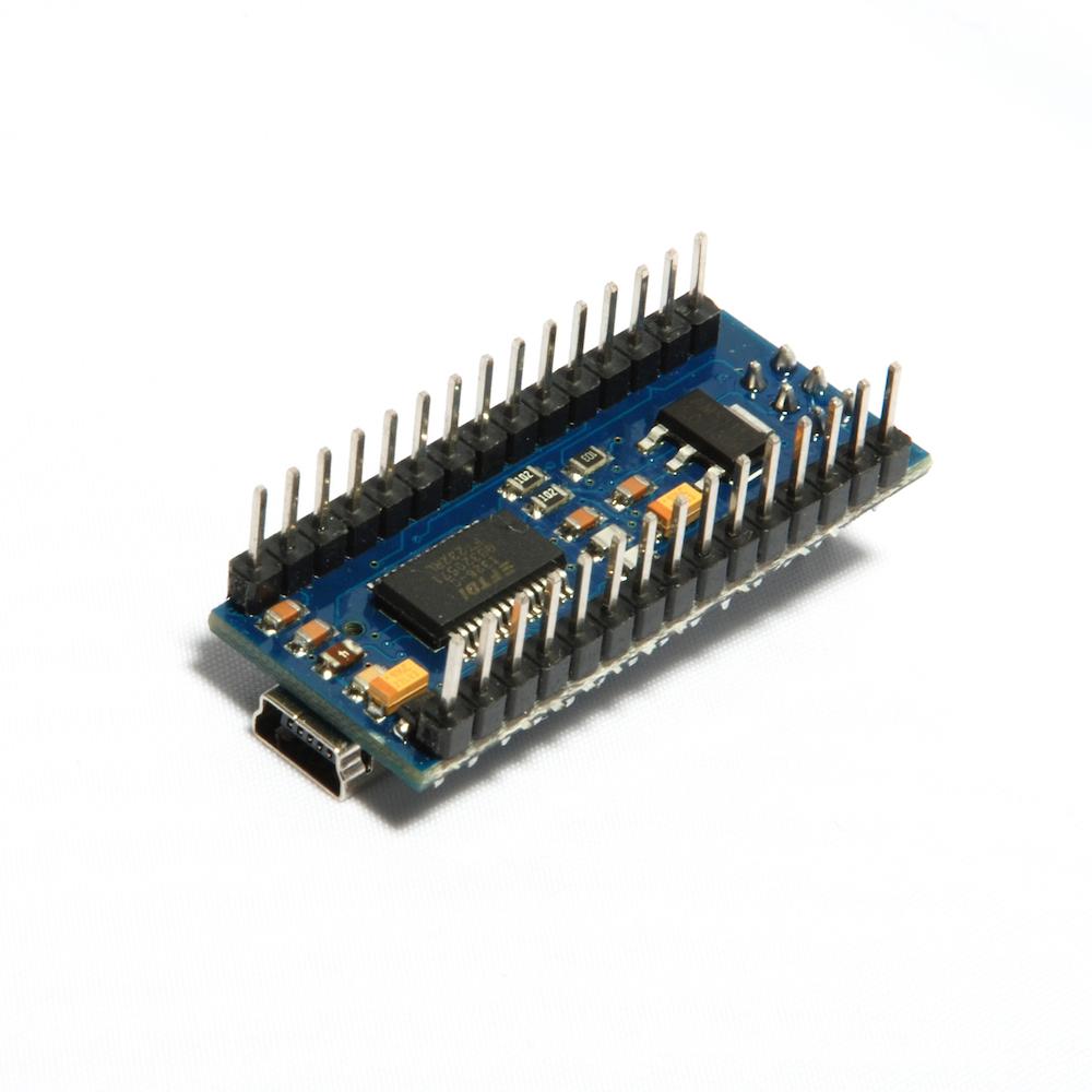 Arduino nano v compatible atmega microcontroller