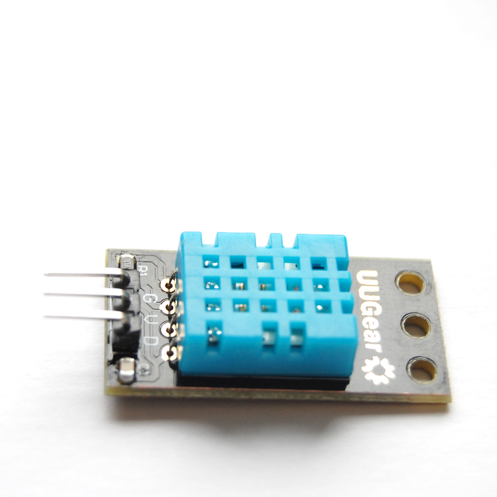 Dht11 Humidity Temperature Sensor Module Uugear Circuit Diagram 1