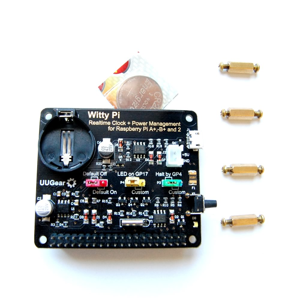 Witty Pi Uugear First Circuit Board Design Flickr Photo Sharing Wittypi 5