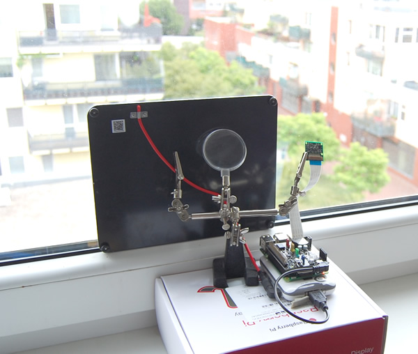 Use Witty Pi 2 to Build Solar Powered Time Lapse Camera