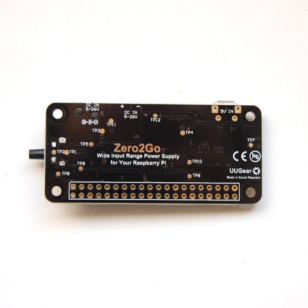 Zero2go Wide Input Range Power Supply For Raspberry Pi