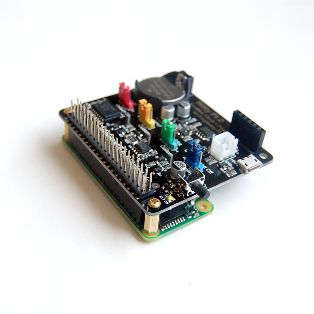 Witty Pi 2 Realtime Clock And Power Management For Raspberry Circuit Board Electronic Enclosure Uu Plastic Housing Black