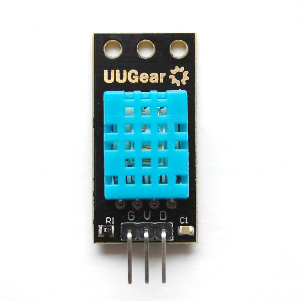 Dht11 Humidity Temperature Sensor Module Uugear Wiringpi Example Serial 2