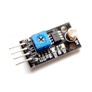 UUGear Light Sensor Module (4-Wire, with both Digital and Analog Output)