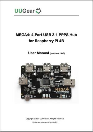 MEGA4 User Manual